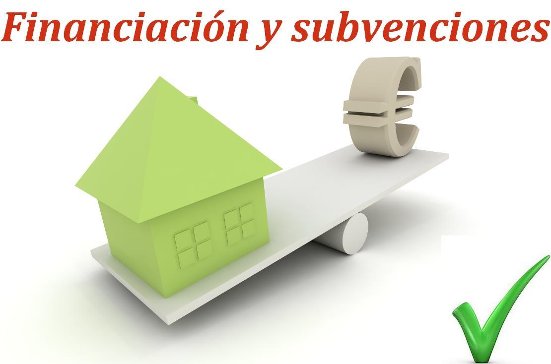 finnaciacion y subvenciones