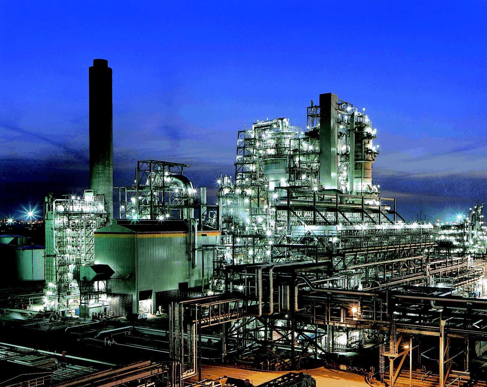 Centros industriales