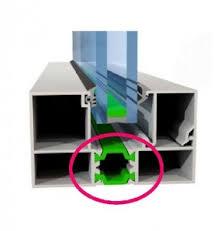 Barreras t rmicas lumperlux - Rotura de puente termico ...